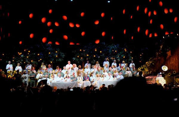 מסיבת האירוסין (צילום: אולגה גולדין)