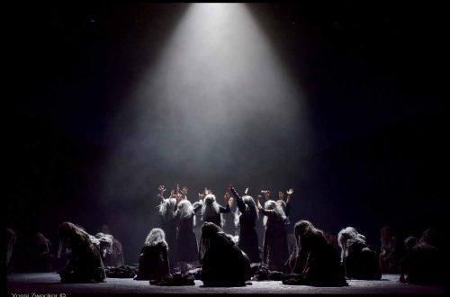 מעגל המכשפות (צילום: יוסי צבקר)