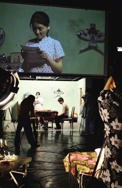 צילום ומצולם - מי גובר (צילום באדיבות וונג צ'ונג)