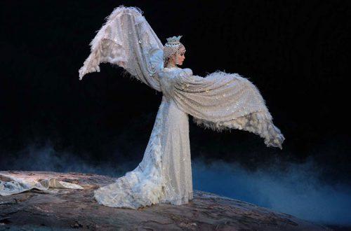 נסיכת הברבור היפיפיה (מקור: אתר האופרה)